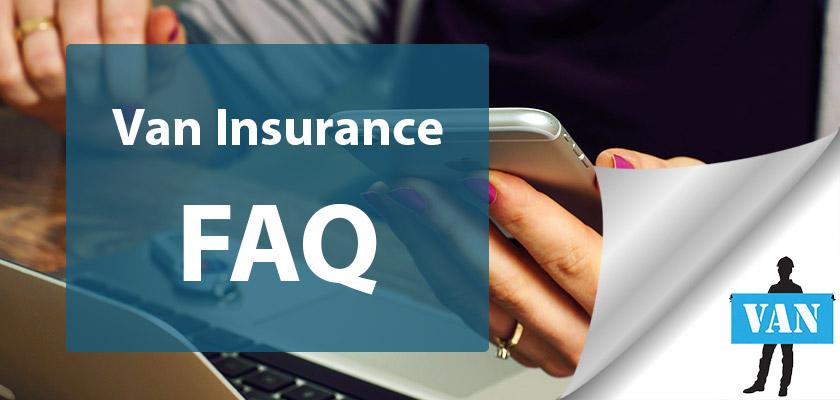 Van Insurance FAQs