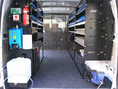 Van Storage Space Tips Img01