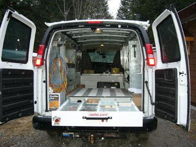 Van Storage Space Tips Img03
