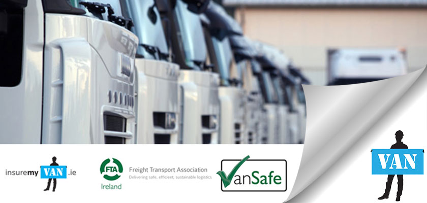 Insuremyvan.ie are now proud partners of Vansafe