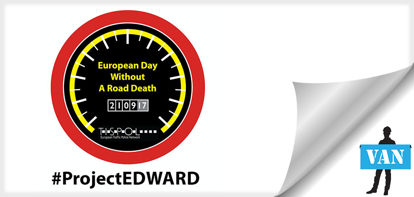 European Day Without A Road Death 2017
