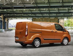 181 Ford Transit Custom 2