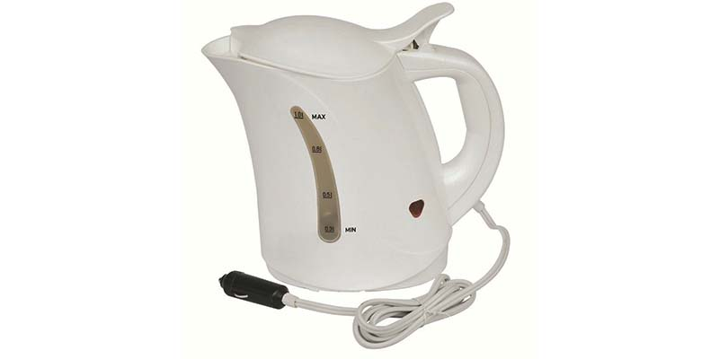 gift gadgets travel kettle