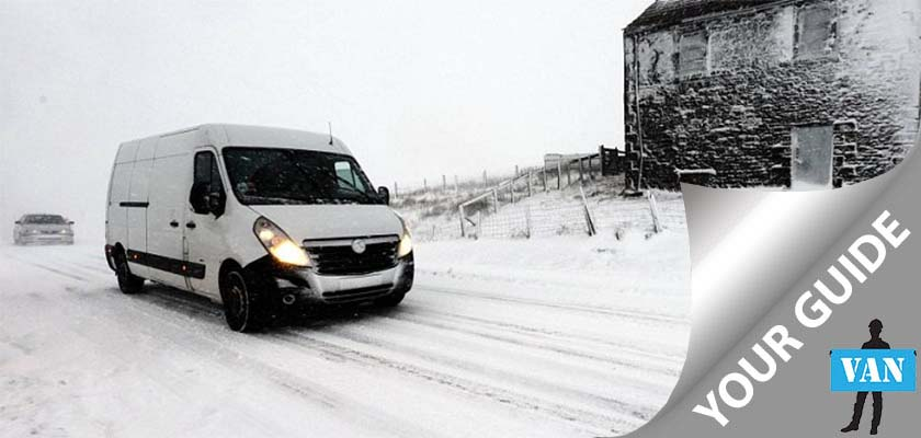 safe driving in freezing conditions
