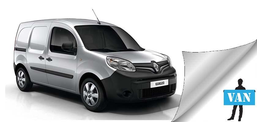 renault kangoo insure my van